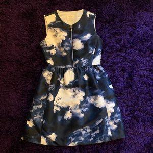 Kate Spade Joss Cloud Print Dress ♠️